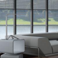 iggoo tischleuchte heron t licht freude. Black Bedroom Furniture Sets. Home Design Ideas