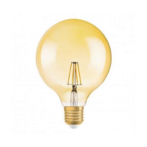Osram Vintage 1906 LED Globe Gold