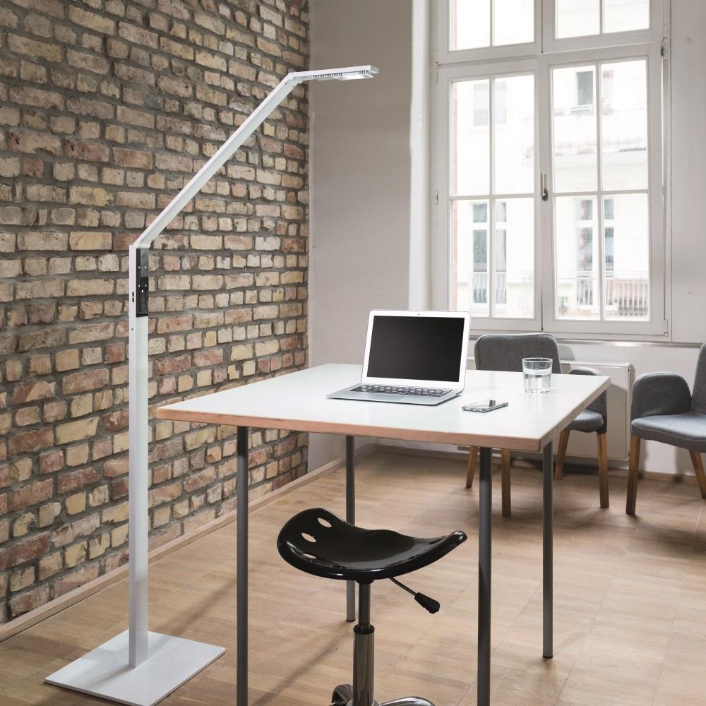 LUCTRA® LED Tageslicht-Stehleuchte FLOOR - Licht-Freude