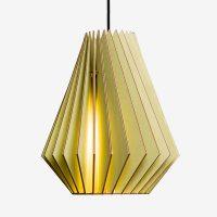 Holz-Lampen-aus-Berlin-HEKTOR-L-grün-Textilkabel-schwarz