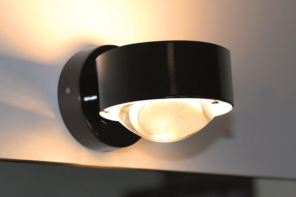 puk wall led licht freude. Black Bedroom Furniture Sets. Home Design Ideas