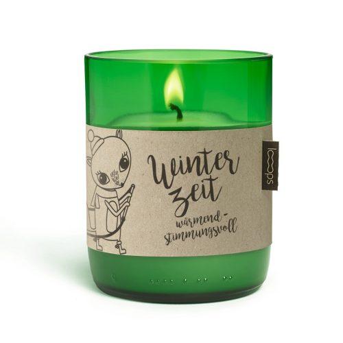 looops Kerzen Winterzeit