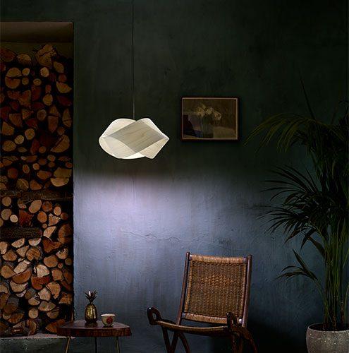 LZFwood lamps nut 20