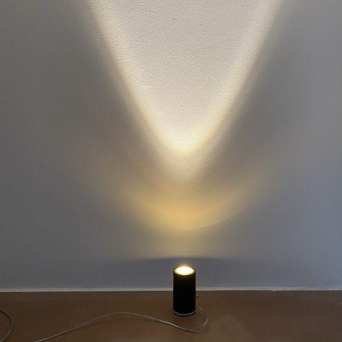 Bodenstrahler athene_Showroom licht-freude