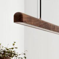 Walnut-LED-wood-pendant-light-detail-RAY-by-IUMI-DESIGN